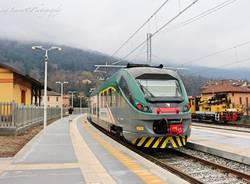 Porto Ceresio - La nuova stazione