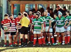 Rugby Varese - Asr Milano 39-17