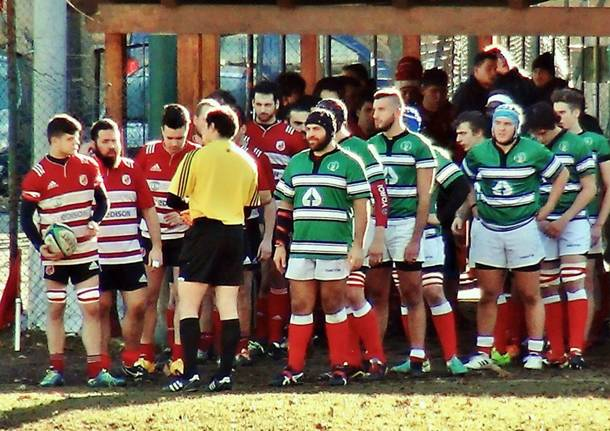 Rugby Varese – Asr Milano 39-17