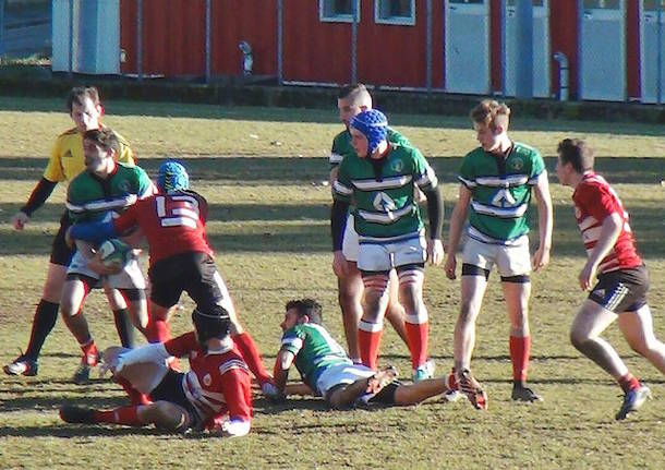 rugby varese asr milano