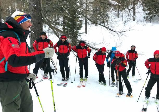 Soccorso alpino, un anno di attività