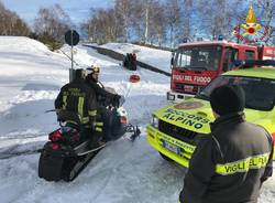 soccorso monte covreto 21 gennaio 2018