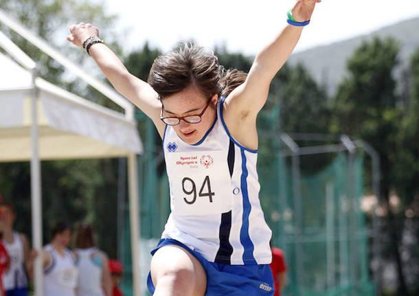 special olympics sport disabili intellettivi