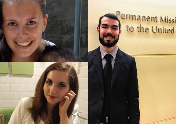 Studenti in tirocinio in ambasciata
