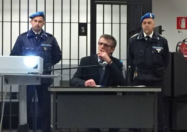 Testimonianza Stefano Binda processo Lidia Macchi