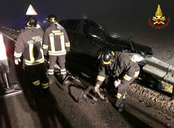 Travedona Monate - Incidente mortale 1° gennaio 2018