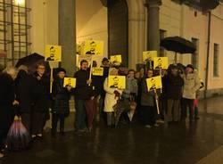 Una manifestazione per Giulio Regeni