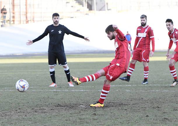 Varese - Casale 1-2