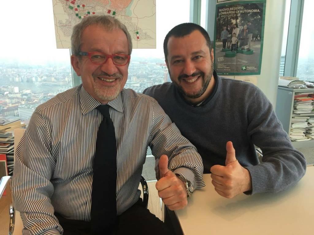 Maroni non si ricandida alla presidenza della Regione Lombardia
