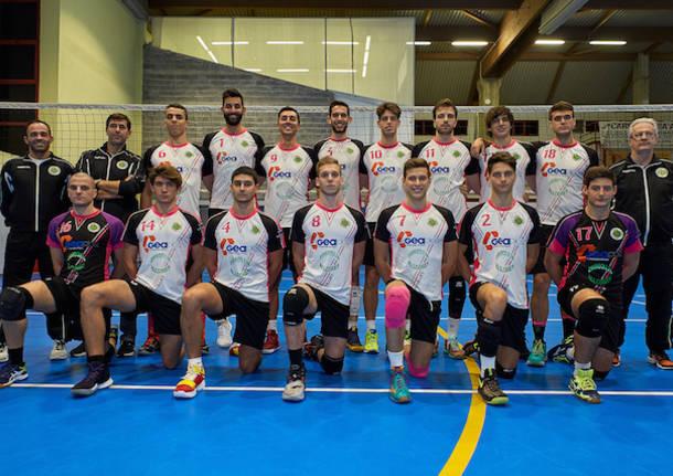 yaka volley malnate 2017 2018