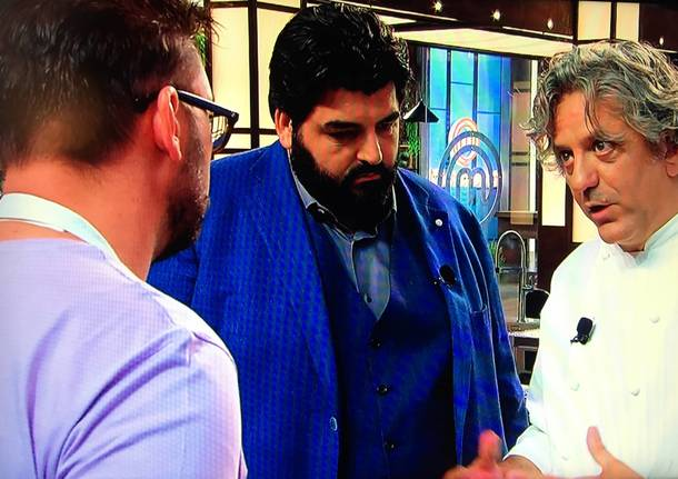 All'invention test di Masterchef vince l'eccellenza varesina