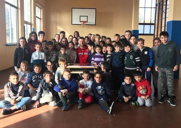 basket una scuola di vita 2018 giancarlo ferrero pallacanestro varese