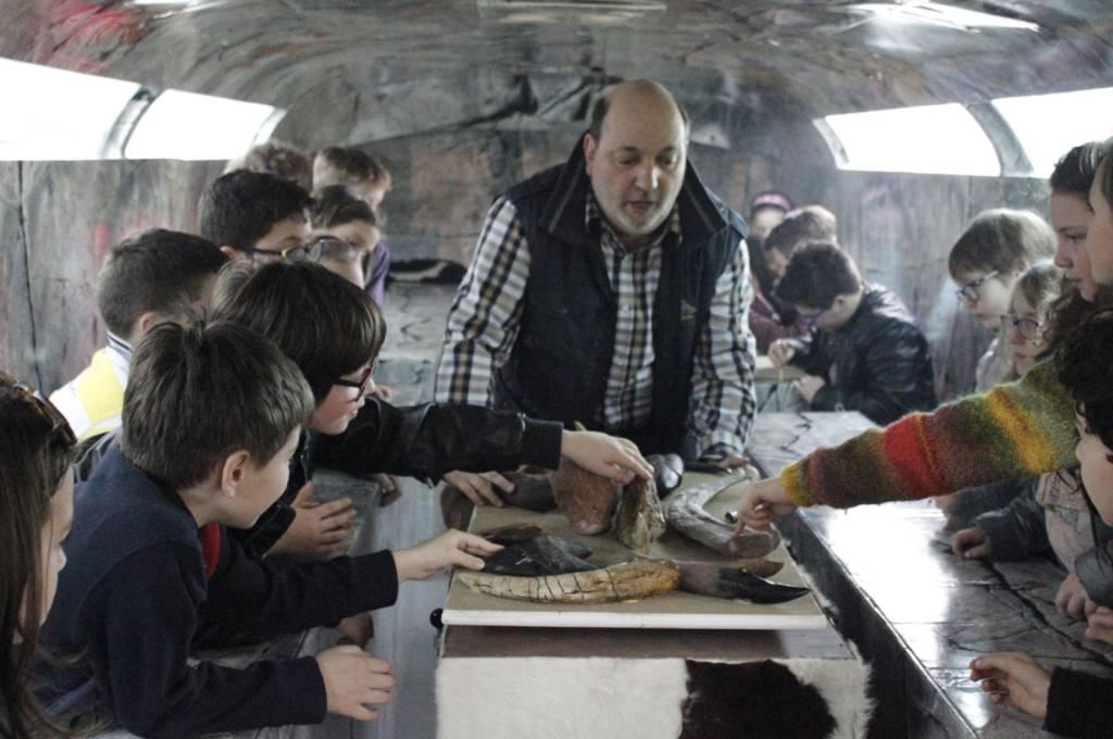 bus museo preistoria