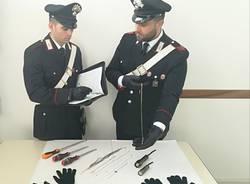 carabinieri rho arnesi scasso