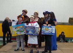 Carnevale debutto indoor: mascherine al Palaexbo