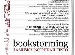 Bookstorming 2018: Stimmung, una certa atmosfera