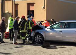 Incidente ad Albizzate