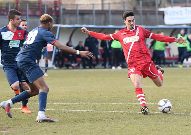 Varese – Gozzano 1-1