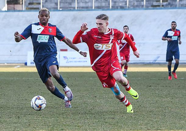 Varese - Gozzano 1-1