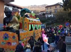 Carnevale, da Cuveglio a Cuvio