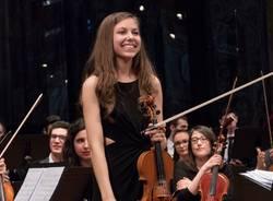 clarissa bevilacqua violinista