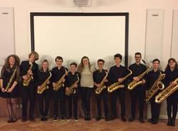 classe di saxofono