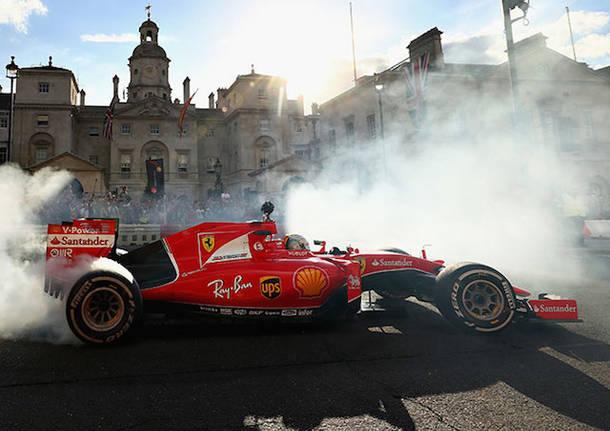 Ferrari ha presentato la nuova monoposto, la SF1H