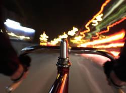 bicicletta notte