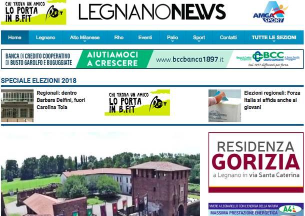 giornali lombardia