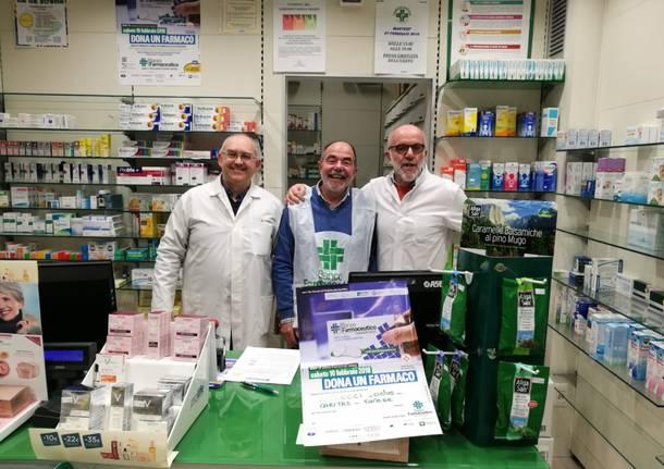 Giornata di raccolta del farmaco, donati 12270 farmaci in provincia