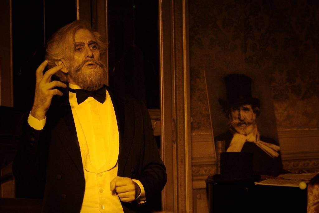 Giuseppe Verdi Puccini Gallarate