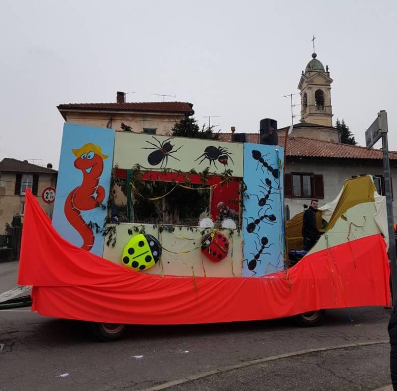 Il Carnevale di Brenno di Arcisate 2018