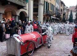 Il Carro più bello del Carnevale Bosino