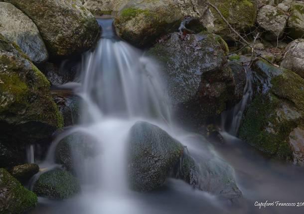Il torrente Broveda