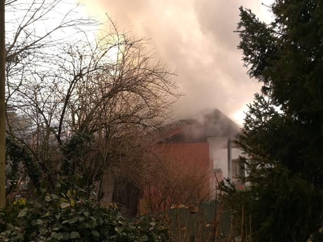incendio cocquio trevisago 7 febbraio