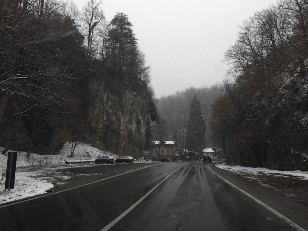 La nevicata del 25 febbraio
