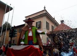 La sfilata del Carnevale 2018 a Varese
