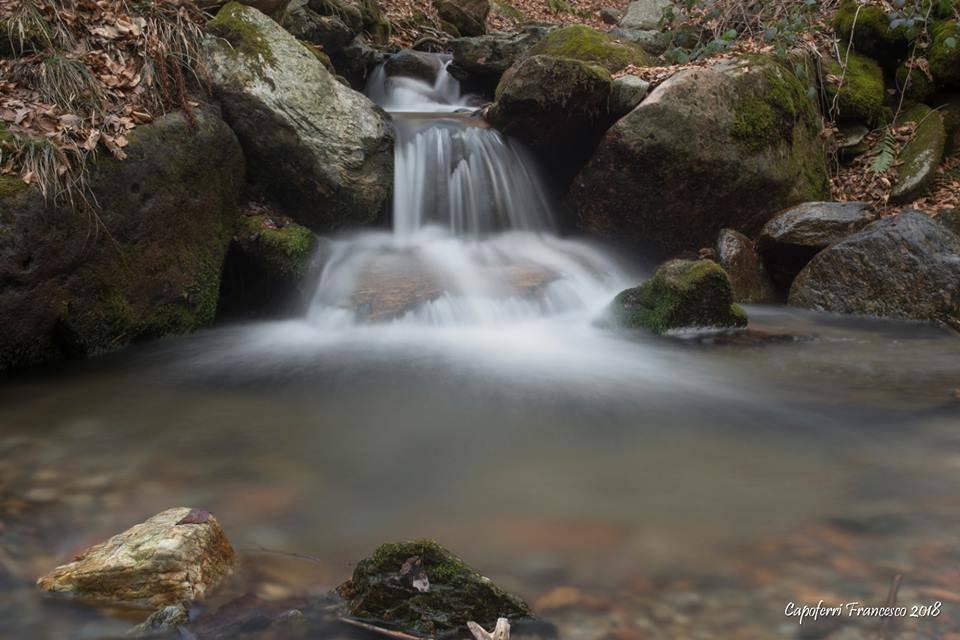 Le cascate di Ghirla