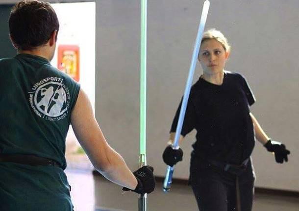 LudoSport LSCA, la scherma con la spada laser