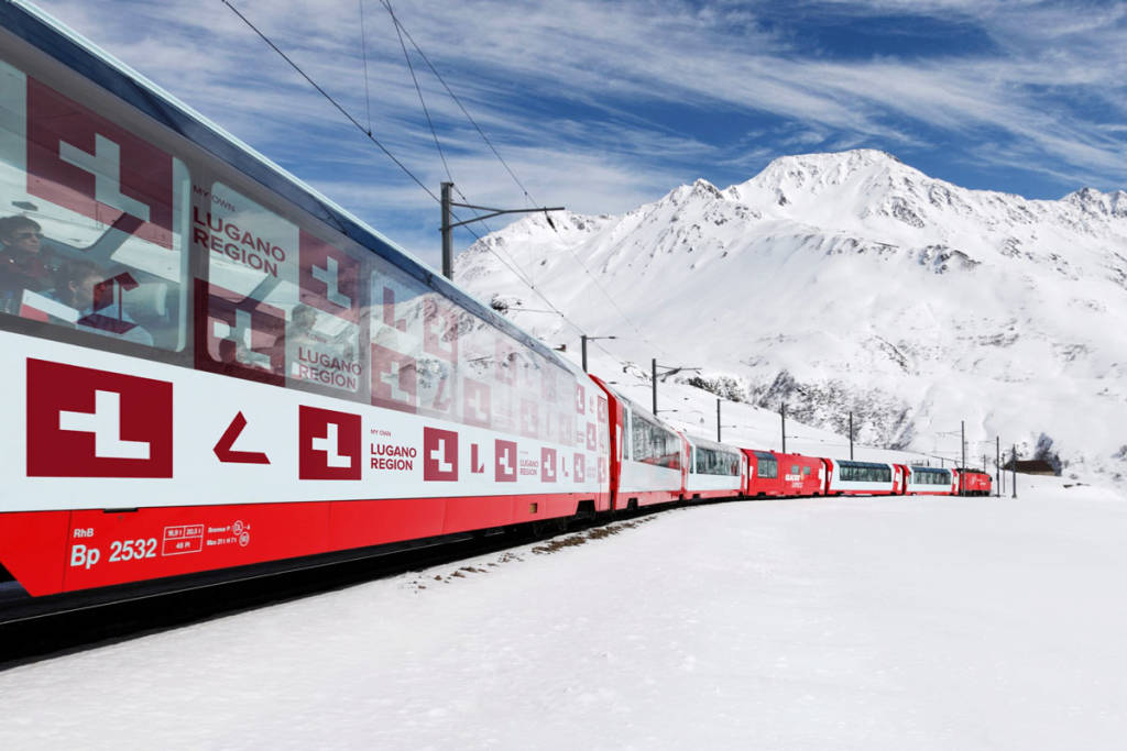 Lugano region - Presentazione del nuovo brand