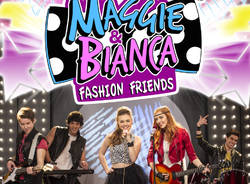 Maggie and Bianca  Fashion Friends live tour