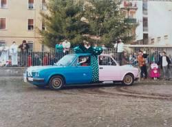 matrimonio fiat alfa 1987