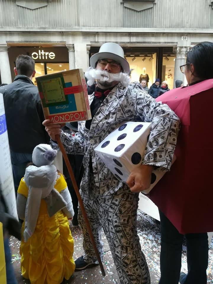 Monopoli al Carnevale Bosino 2018