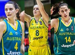 nazionale australiana basket opals