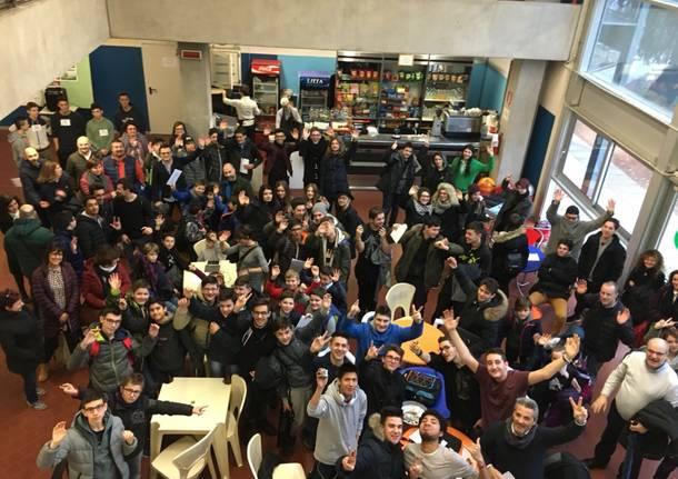 Olimpiadi di videogame: cento studenti in gara