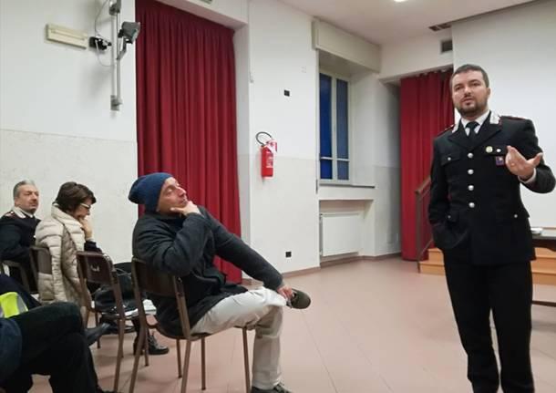 pietro laghezza comandante carabinieri saronno