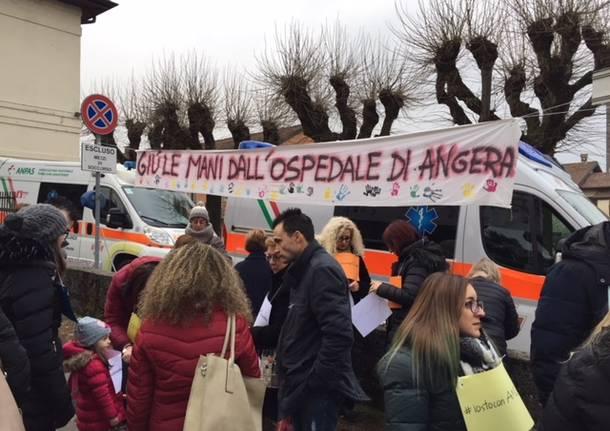 Manifestazione per l'Ondoli