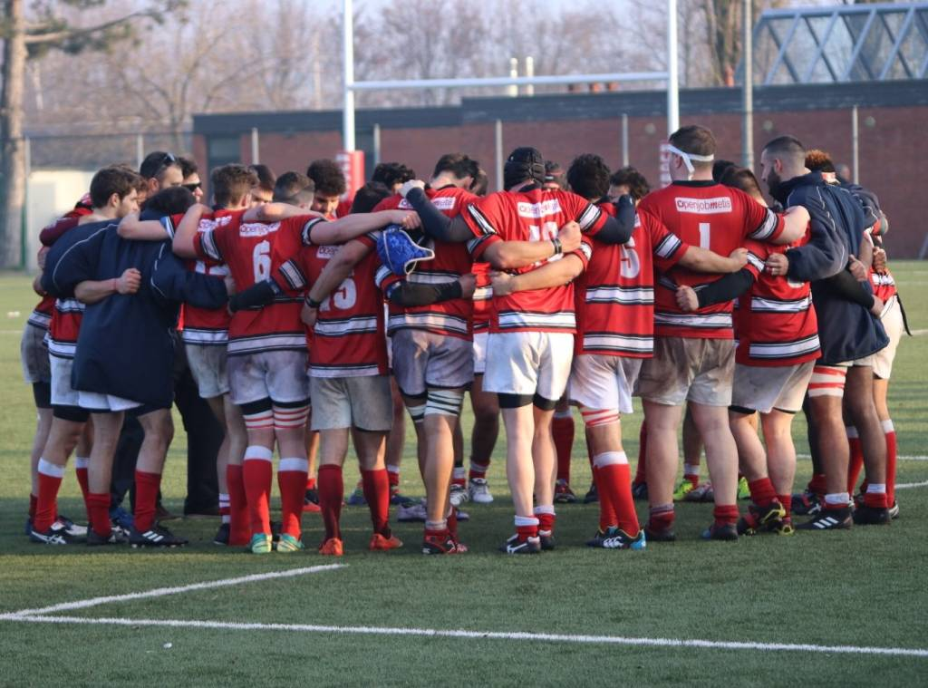 Rugby Lainate - Rugby Varese 5-55