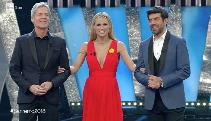 Sanremo 2018: la seconda serata