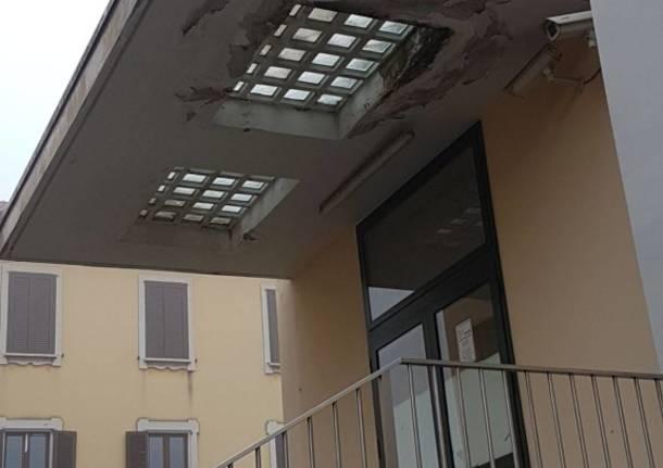 scuole tommaseo busto arsizio problemi sicurezza 2018